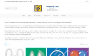 Commercial-lamps.co.uk thumbnail