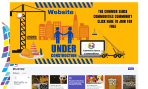 Commonsensecommodities.com thumbnail