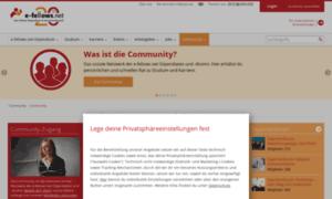 Community.e-fellows.net thumbnail