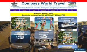Compasstravel.ca thumbnail