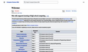 Computersciencewiki.org thumbnail