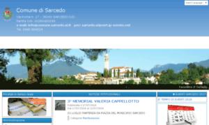 Comune.sarcedo.vi.it thumbnail