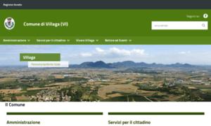 Comunevillaga.vi.it thumbnail