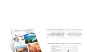 Concierge-voyage.co.nz thumbnail