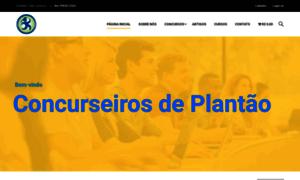 Concurseirosdeplantao.com.br thumbnail