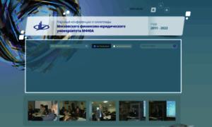 Conf.mfua.ru thumbnail