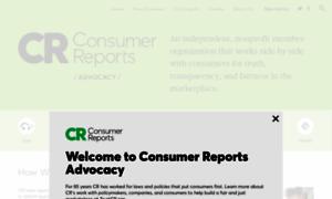 Consumersunion.org thumbnail