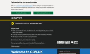 contact welcome to gov uk. Black Bedroom Furniture Sets. Home Design Ideas