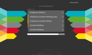 Contentwriter.info thumbnail
