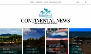 Continentalnews.fr thumbnail