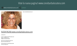 Conxibarbalocutora.webgarden.es thumbnail