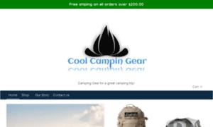 Coolcampingear.com thumbnail