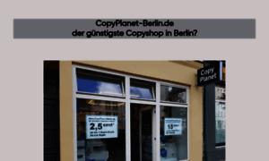 Copyplanet-berlin.de thumbnail
