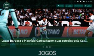 Coritiba.com.br thumbnail