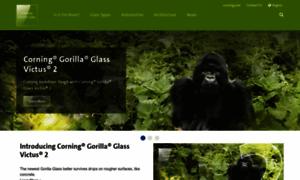 Corninggorillaglass.com thumbnail