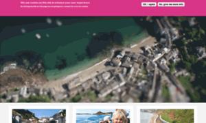 Cornwalltouristboard.co.uk thumbnail