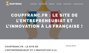 Coupfranc.fr thumbnail