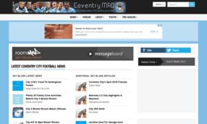 Coventrycity-mad.co.uk thumbnail