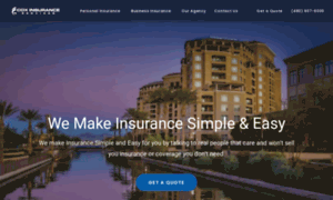 Coxinsurance.net thumbnail