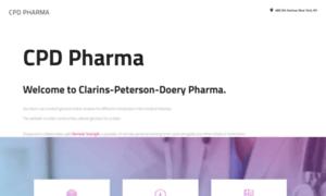 Cpd-pharma.ae thumbnail