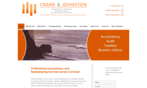 Craneandj.co.uk thumbnail
