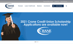 Cranecu.org thumbnail