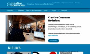 Creativecommons.nl thumbnail