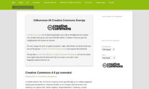 Creativecommons.se thumbnail