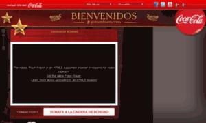 Creoenvos.coca-cola.com.ar thumbnail