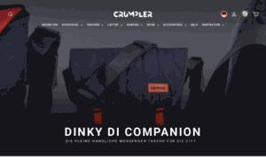 Crumpler.de thumbnail