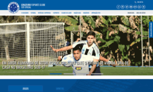 Cruzeiro.com.br thumbnail