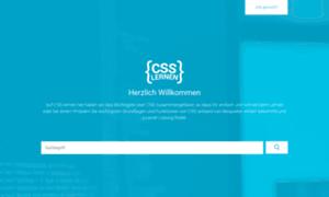 Css-lernen.net thumbnail