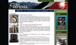 Cubadefensa.cu thumbnail