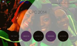 Cucpc.org thumbnail