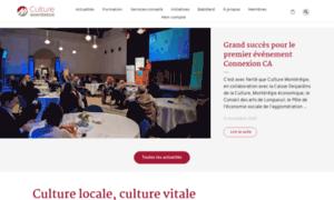 Culturemonteregie.qc.ca thumbnail