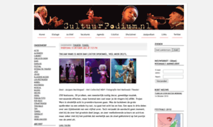 Cultuurpodium.nl thumbnail