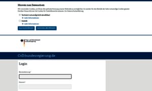 Cvd.bundesregierung.de thumbnail