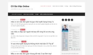 Cvonline.com.vn thumbnail