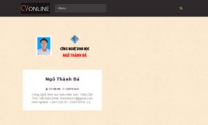 Cvonline.vn thumbnail