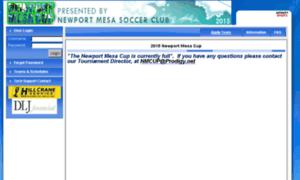 Cysa-newportmesacup.sportsaffinity.com thumbnail