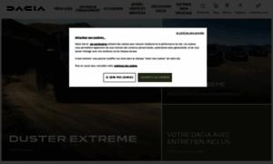 Dacia.fr thumbnail