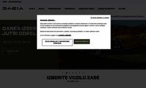 Dacia.si thumbnail