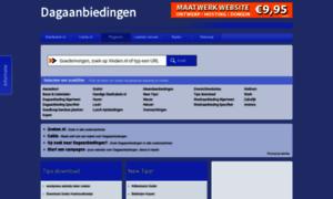 Dagaanbiedingen.startkabel.nl thumbnail