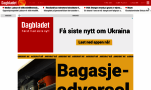 Dagbladet.no thumbnail