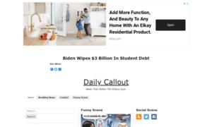 Dailycallout.com thumbnail