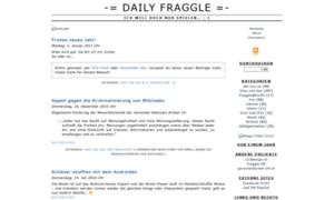 Dailyfraggle.de thumbnail
