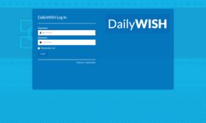 Daily Wish (Dailywish.wish.org)   Make A Wish Foundation of