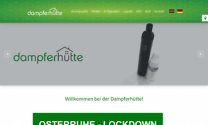 Dampferhuette.at thumbnail