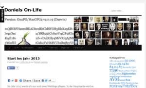Daniels-onlife.de thumbnail