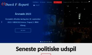 Danskfolkeparti.dk thumbnail